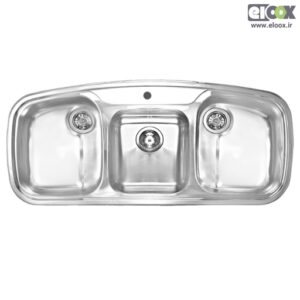 سینک ظرفشویی توکار پلی استیل - مدل پروانه 3